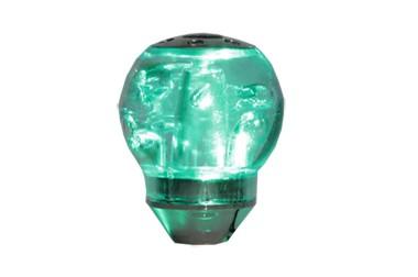 Bola de Câmbio Sport Iluminada Verde