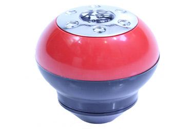 Bola de câmbio – Sport – Vermelha/Preta