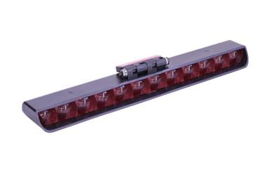 Brake Light Preto com Lente Vermelha