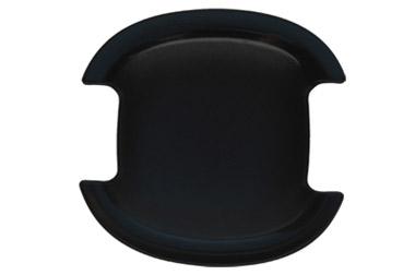 Aplique Concha da Maçaneta – Corolla – Fielder 02/… Preta