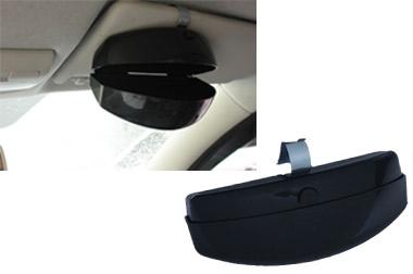 Porta Óculos Veicular – Com forração – Preto